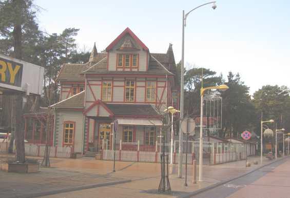 Дом в городе Паланга
