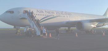 Воздушный транспорт тропической страны