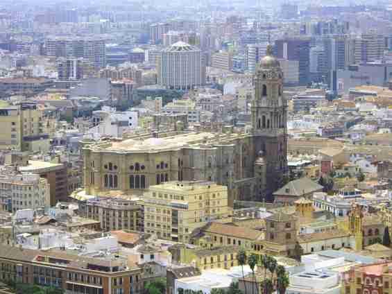 Испания. Город Малага