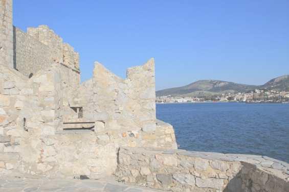 Греция. Крепость Нафплио. Бурджи