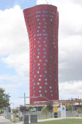Отель Porta Fira в Барселоне